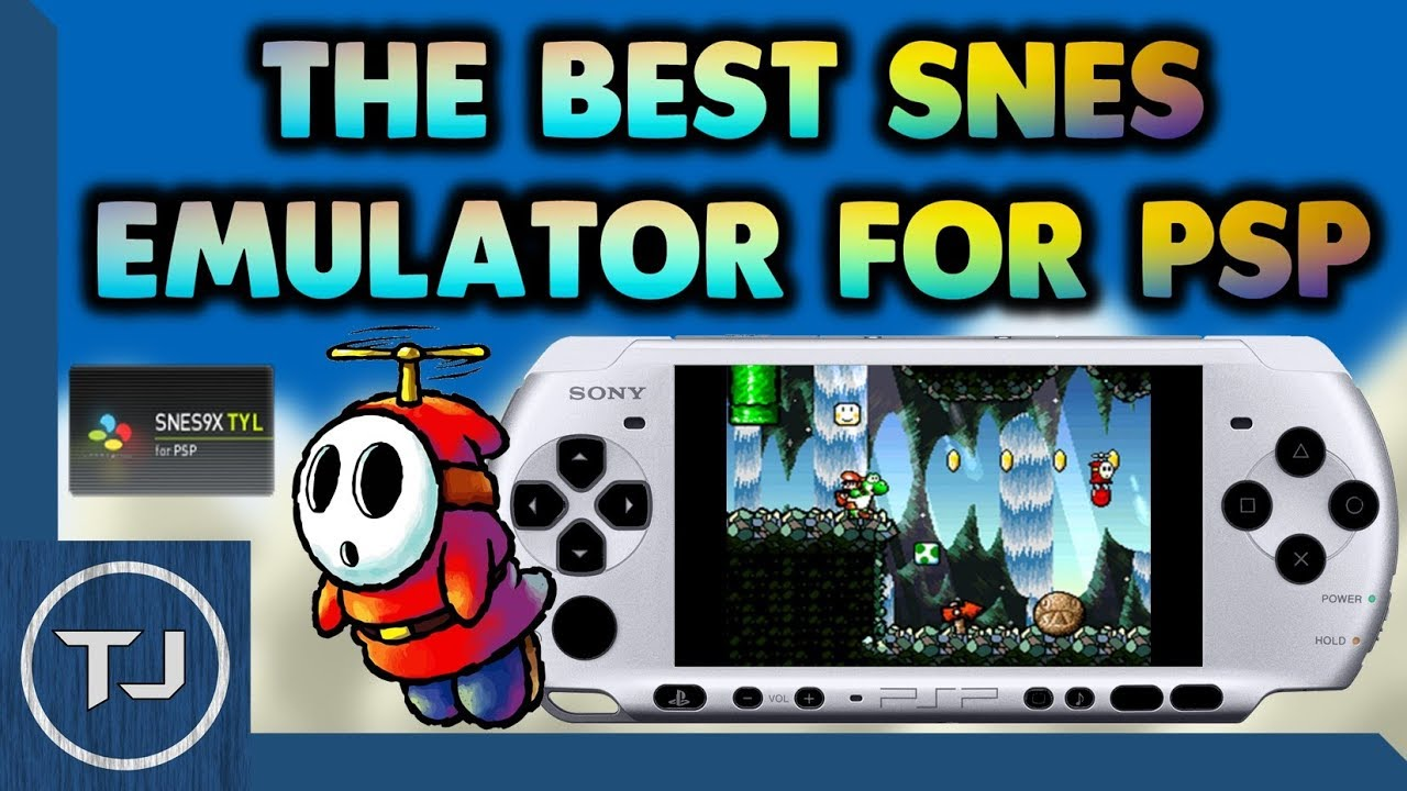 The Best Snes Emulator For Psp Higher Speed Emulation