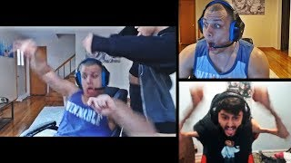 tYLER1 REACTS TO ALL YASSUO RAGES AFTER THEIR BET - DANCE WITH MACAIYLA | FAKER'S OLD ZED | LOL