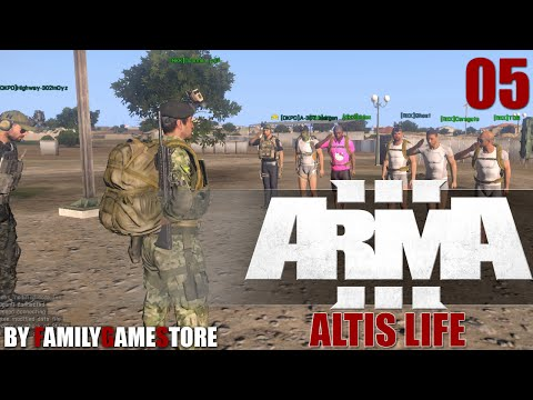 Arma 3 Altis Life - พาเพื่อนไปเที่ยวฮ่องกง (5)
