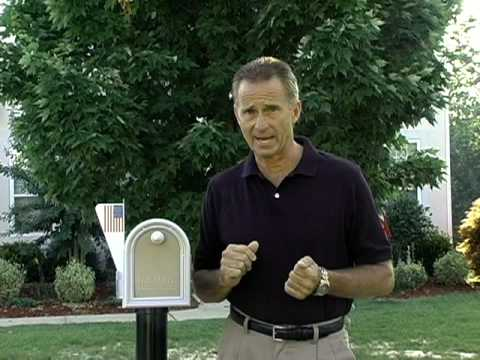 Mailbox with mail indicator Sensor Flagup Mailin Sears Flagup Mailin Youtube