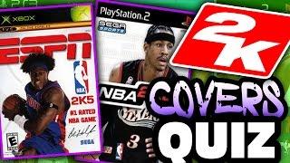 Nba 2k cover athletes quiz!