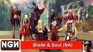 Blade & Soul (NA) ลองเล่นก่อนเซิฟไทยจะมา (PC/เกมออนไลน์)