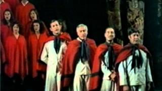 La Peregrinación. Ariel Ramírez y Los Fronterizos.1976.avi
