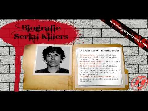 biografie serial killer - RICARDO RAMIREZ ---WWW.HALLOFCRIME.COM---