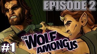 The Wolf Among Us | Episode 2, Part 1 | Storpey