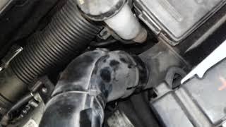 Nissan Juke 1.5 DCI vidange (oil change / Ölwechsel)
