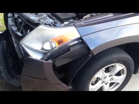 Suzuki Sx Tail Light Bulb How To Replace