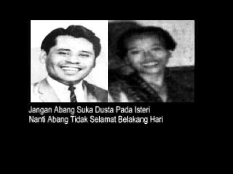 Ahmad Daud Dan Sutinah ... Sengketa Dan Damai (Lirik).
