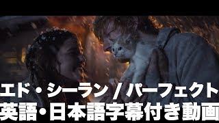エド・シーラン - 「パーフェクト」(英語・日本語字幕付き)