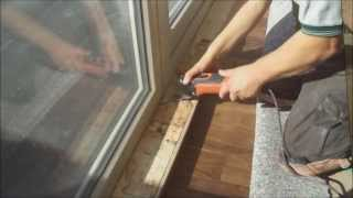 How to Delete Wooden Bump Next to the Bay Window Fast and Easy