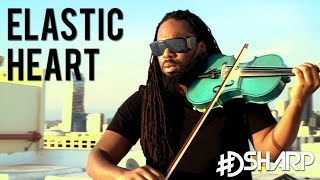 Repeat youtube video Elastic Heart - Sia (DSharp Violin Cover)