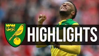 PLAY-OFF FINAL HIGHLIGHTS: Norwich City 2-0 Middlesbrough