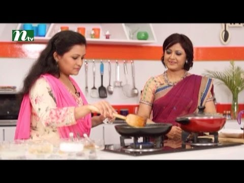 Food Program - Today's Kitchen with carving artist | Healthy Dishes or Recipes l Episode 08