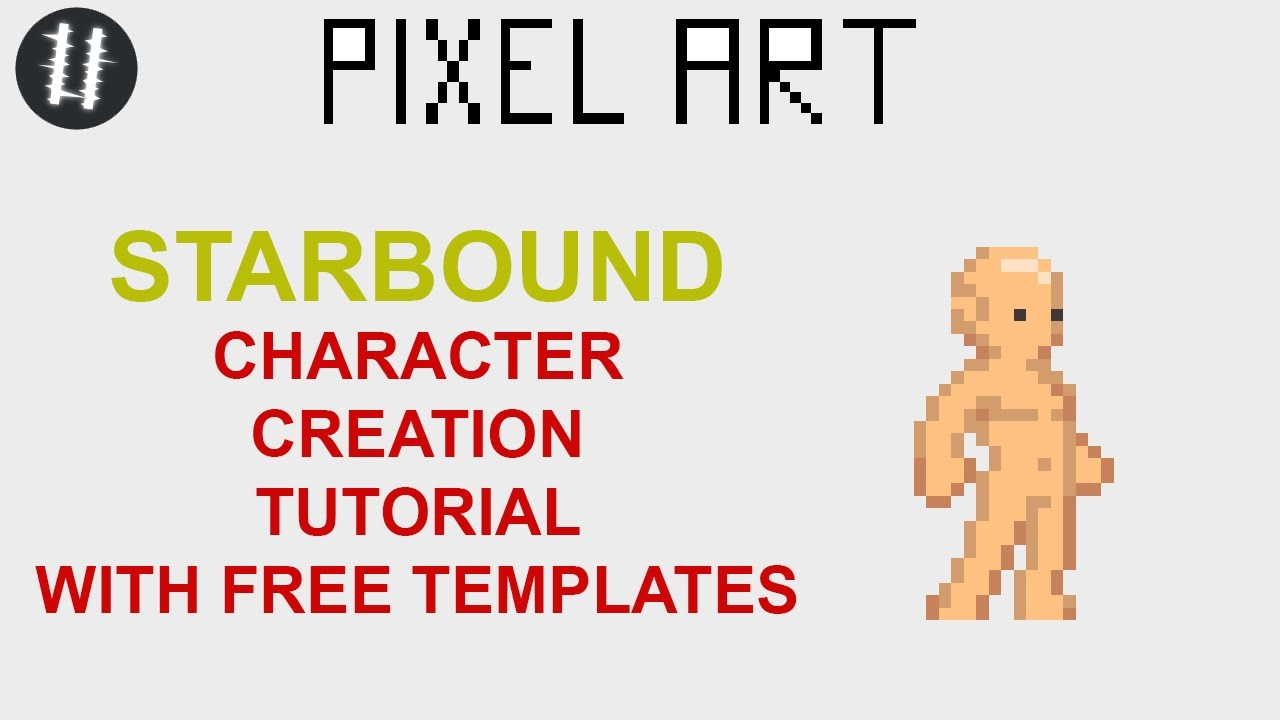 starbound character tutorial free templates youtube