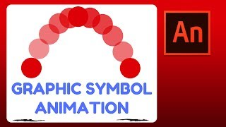 Cómo Animar en Flash (Animate CC) - Símbolo Gráfico de Animación