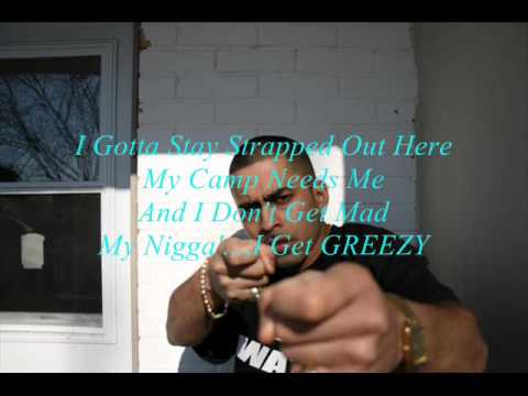 Gangis Khan AKA Camoflauge-Stay Strapped Lyrics