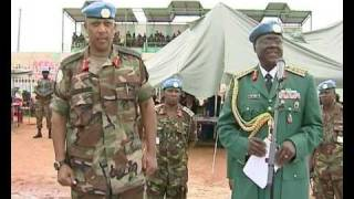 MaximsNewsNetwork: DARFUR FORCE COMMANDERS UNAMID