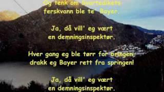 Bergenssanger - Tenk Om