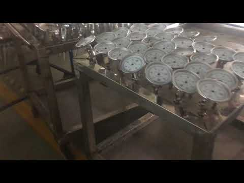 Anhui Tiankang(Group)Shares Co.,Ltd Bimetal thermometer factory workshop,Custom bimetal  thermometer