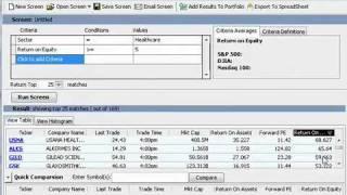 Fundamental Analysis the Easy Way Part 4 Fundamental Analysis Stocks