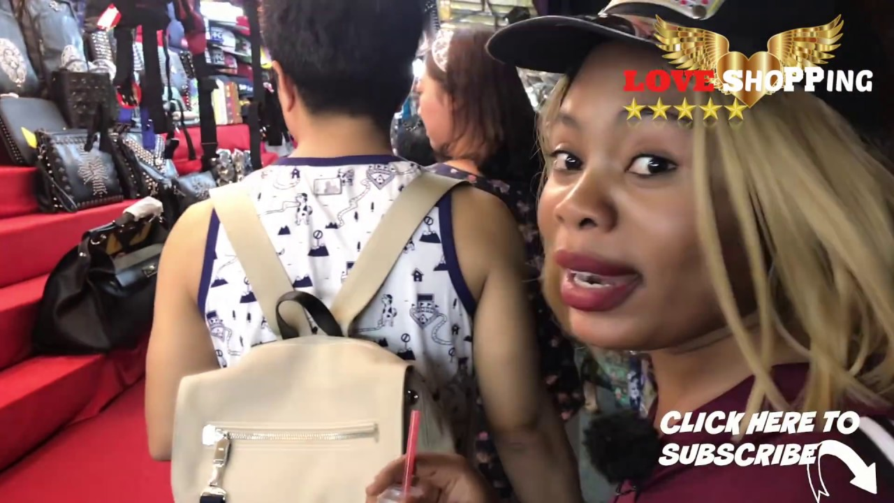 MY BEST TRIP TO THAILAND CHEAP LUIS VUITTON BAGS AND GUCCI  2018