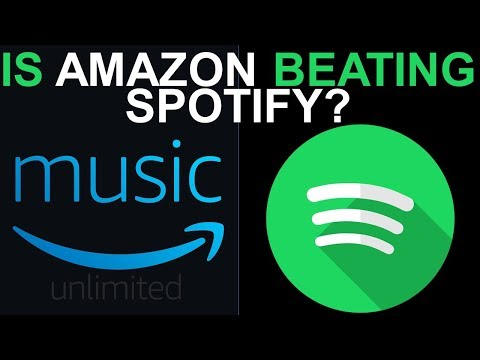 SPOTIFY vs AMAZON || Honest Review Mp3