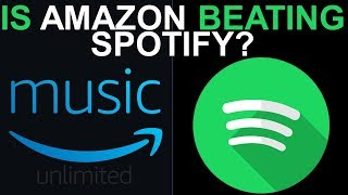 SPOTIFY vs AMAZON || Honest Review