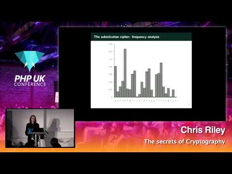 PHP UK Conference 2018 - Chris Riley - The Secrets Of Cryptography