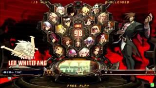 Guilty Gear Xrd -REVELATOR- http://www.nicovideo.jp/watch/sm2799321...
