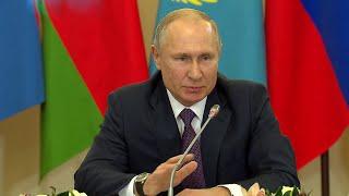 Об истинных причинах начала Второй мировой войны говорил Владимир Путин на неформальном саммите СНГ.