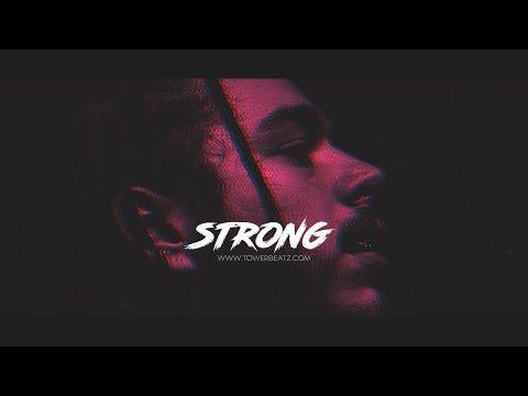 S T R O N G - Trap R&B Post Malone Type Beat Instrumental (Prod. Tower)