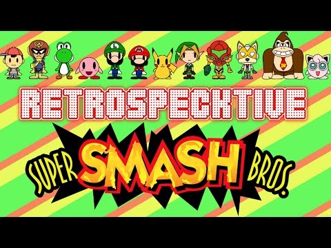 RetroSpecktive- Super Smash Bros 64