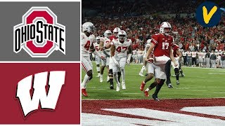#1 Ohio State vs #8 Wisconsin Highlights | 2019 Big 10 Championship