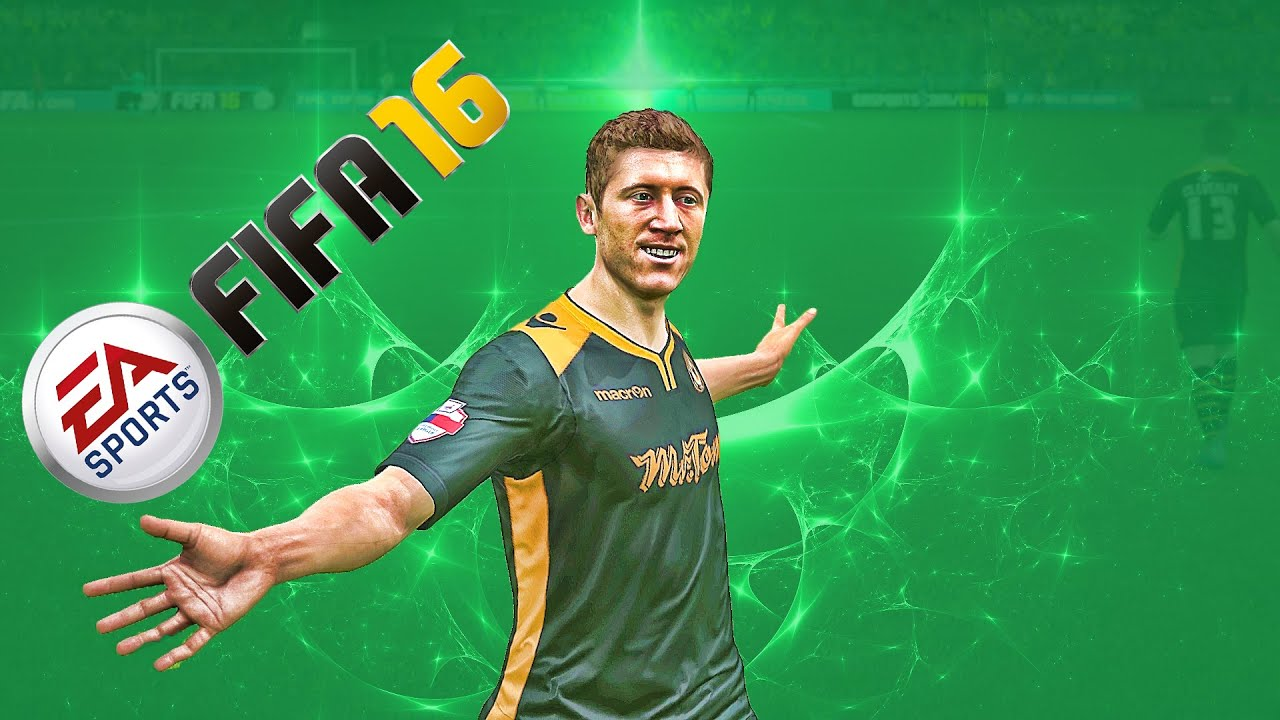 Robert Lewandowski Is Amazing FIFA 16 Ultimate Team I Cant Be Stopped