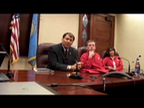 Governor Mike Rounds Q & A Part 1