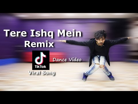 Roya Bhi Tere Ishq Mein Remix Dance Video | Tik Tok Viral Song | Cover By Ajay Poptron