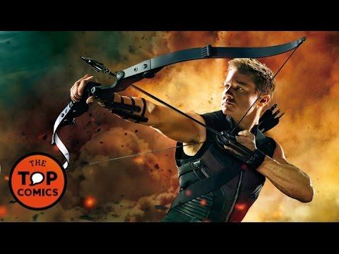 Todo acerca de Hawkeye