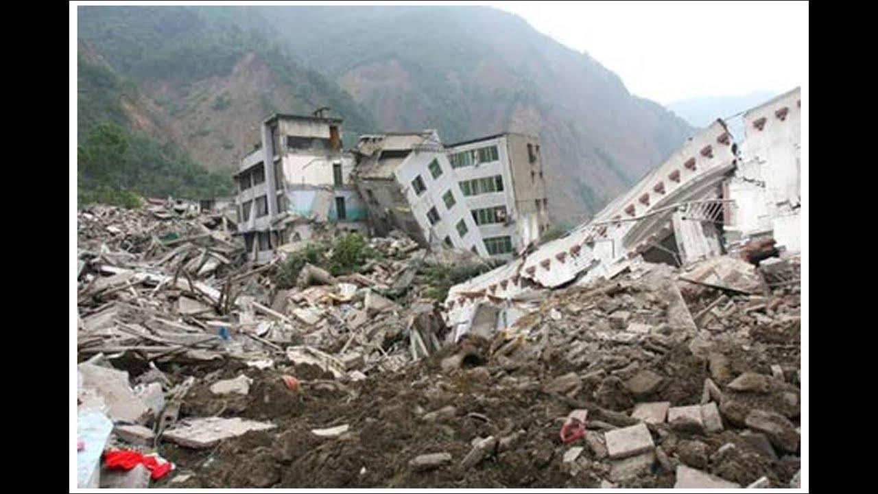 Natural Disasters Like Earthquake