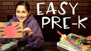 Easy Preschool Activities for Homeschool // What Rose Knows