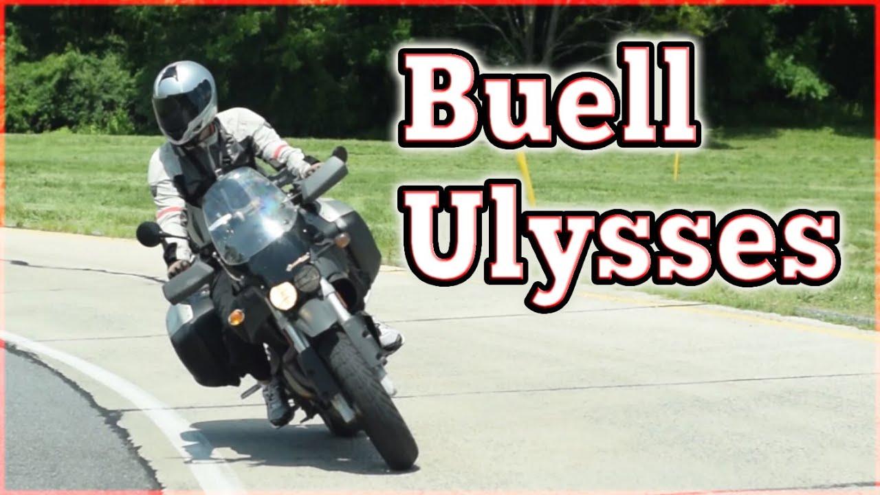 Regular Car Reviews: 2006 Buell Ulysses XB12x - YouTube