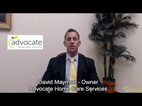 David Maymon Owner of Advocate Home Care Services  - Treasure Island, Florida