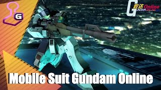 Meanwhile In Japan - Mobile Suit Gundam Online PV