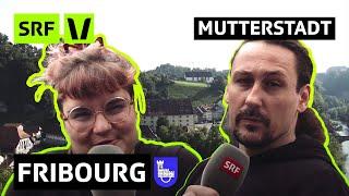 Ist Fribourg die beste Stadt der Schweiz?   Mutterstadt   SRF Virus