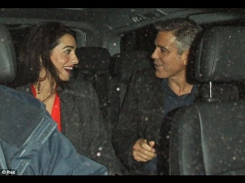 George Clooney 'planning to launch career in politics after marriage to British lawyer'