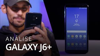 Samsung Galaxy J6+ [Análise / Review]