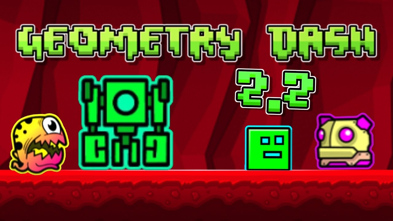 All 2.2 icons in Geometry dash! - Tier list