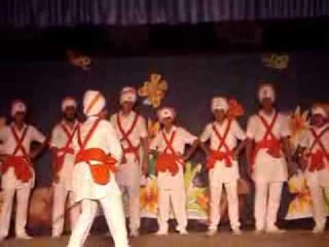 Gatka Performance at Guru Nanak Public School Founder's Day 2013