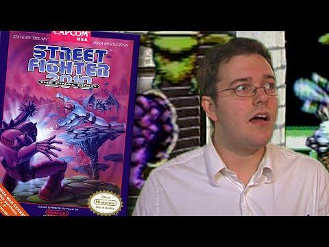 Avgn Street Fighter 2010 Cinemassacre Productions