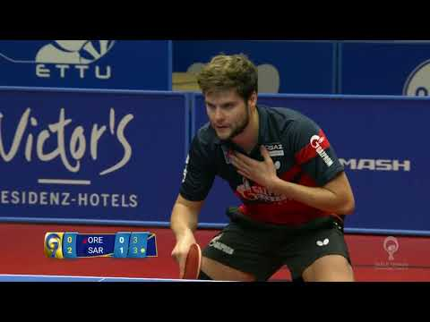 Download FULL MATCH | Dimitrij Ovtcharov vs Darko Jorgic | Champions League 2020/2021