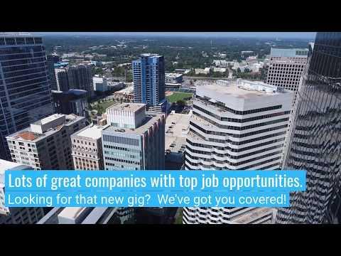 Charlotte NC Job Seeking?  Xcentri Has You Covered!